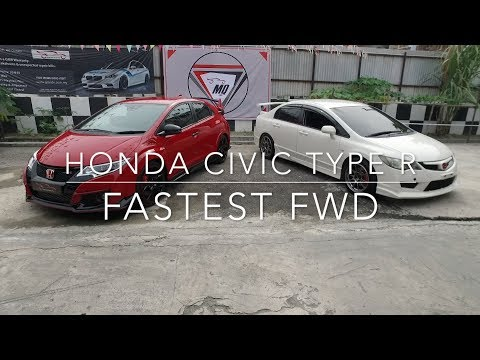 Honda Civic Type R Turbo | 2017 Evo Malaysia com Full In Depth Review