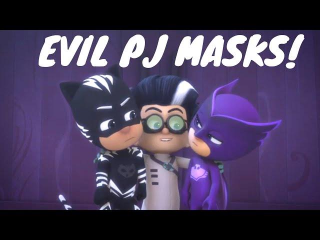 PJ Masks Full Episodes Gekko And The Opposite Ray / PJ Masks Vs Bad Guys United 🤜 PJ Masks Season 2