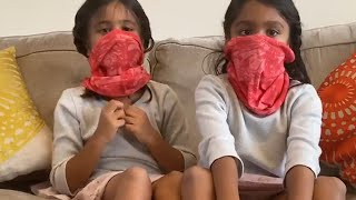 video: Watch: Kids tell us what it's like to go to school in a pandemic and the challenges of being tested