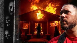 WHEN BURNING DOWN A HAUNTED HOUSE GOES WRONG