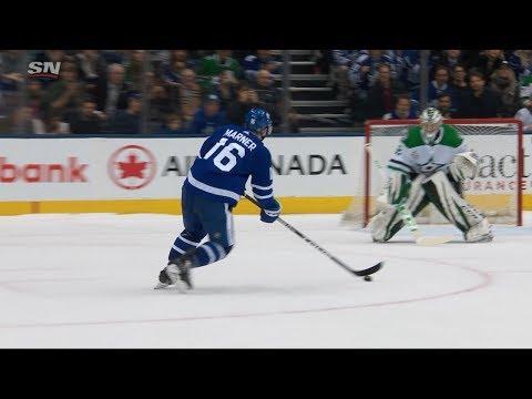 Marner, Bozak clutch for Maple Leafs in shootout