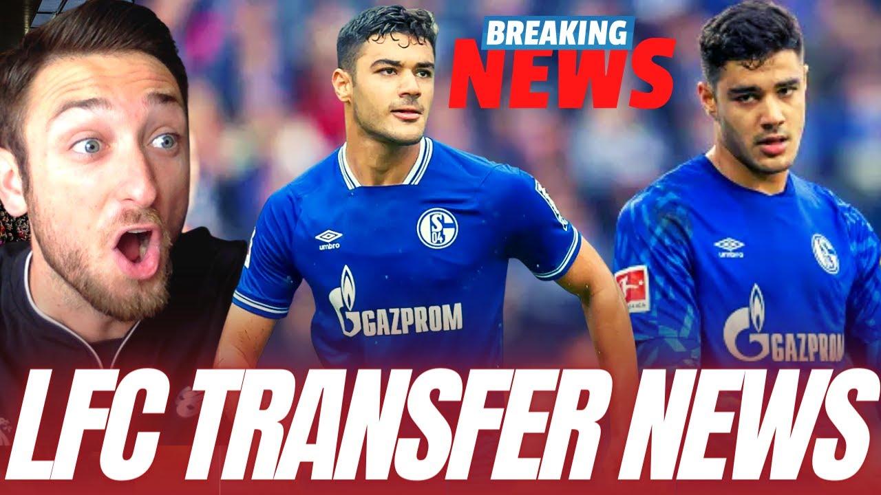 Liverpool transfer news: Ozan Kabak signing confirmed