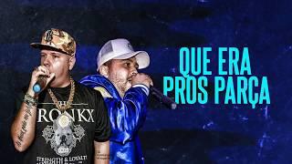 Baixar MC Sapinho e MC Jaozim - Parei de Noitada - DJ Pimpa (Lyric Video) Otavio Art Designer