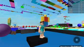 Mohamed plays roblox