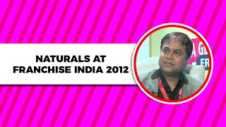 C K  Kumaravel of Naturals at Franchise