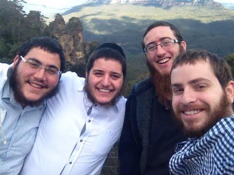 Goodbye Sydney- Chabad North Shore
