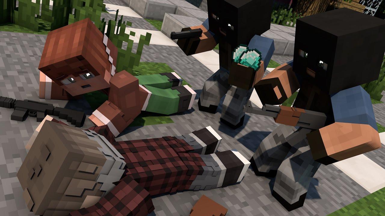 Minecraft:Выживание с друзьями и модами. 1 Серия - YouTube