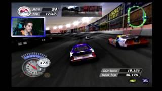 wanted a top 15 lowe s   nascar thunder 2004 career mode race 12 36