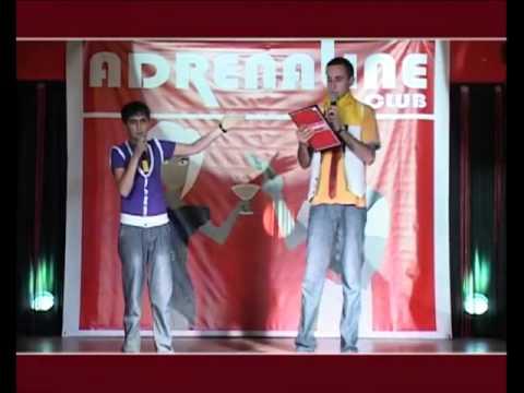 Adrenaline Club - Переводы с Карабахского на Русский 2
