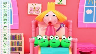 Ben & Holly's Little Kingdom Tadpoles Stop Motion Animation new full english episodes 2017