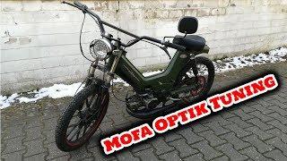 Mofa Optik Tuning / Nato Mofa / MotoFlo