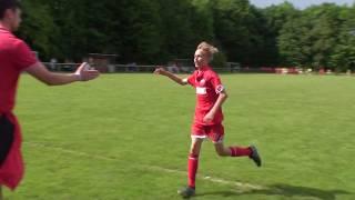U12 Jhg2005 1. FSV Mainz 05 - Rot Weiss Oberhausen; Champions Pfingstcup Kassel 2017