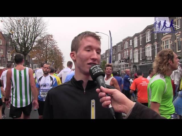 Bart van Nunen verrast met supertijd