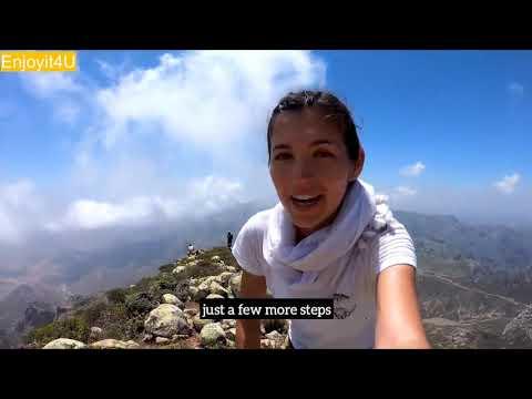 شاهد جمال جزيرة سقطرى اليمنية بعين يوتيوبر بريطانيه