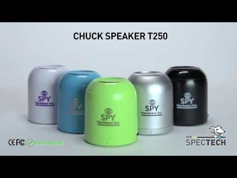 Wireless mini speaker CHUCK