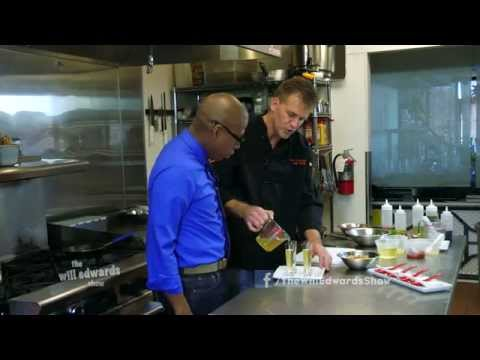 The Will Edwards Show On Location: Art of Cooking Las Vegas with Garrett Pattiani and Rein Garcia