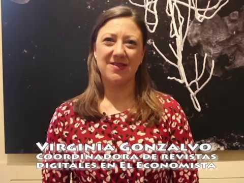 Virginia Gonzalvo, coordinadora de revistas digitales en El Economista