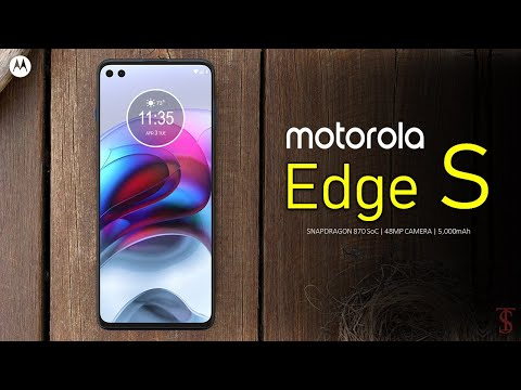 Motorola Edge S Price, Official Look, Camera, Design, Specifications, Features and Sale Details