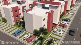 RESIDENCIAL MONTE ALTO // Paralelos, Ingenieros-Arquitectos