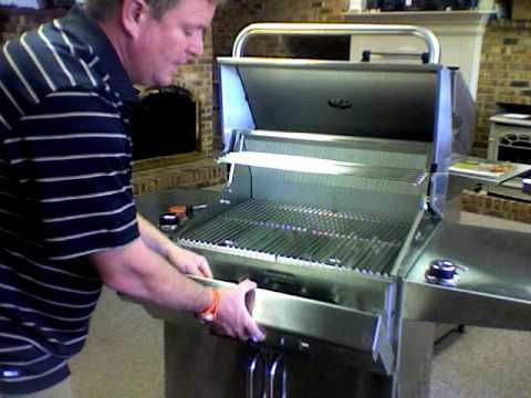 Switching out a Spark Generator on AOG Grill