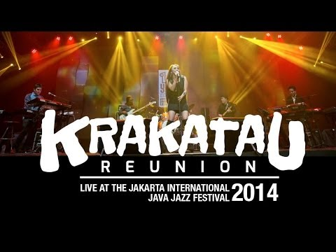 Krakatau Reunion  at Java Jazz Festival 2014