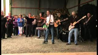 Philip English Shindig in the barn