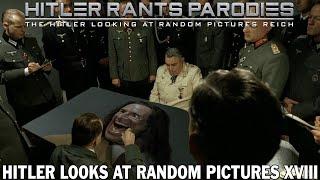 Hitler looks at random pictures XVIII