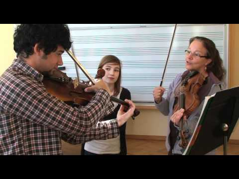 Orquestas escuela en Francia - Conservatorio de Nantes - Musica contemporanea