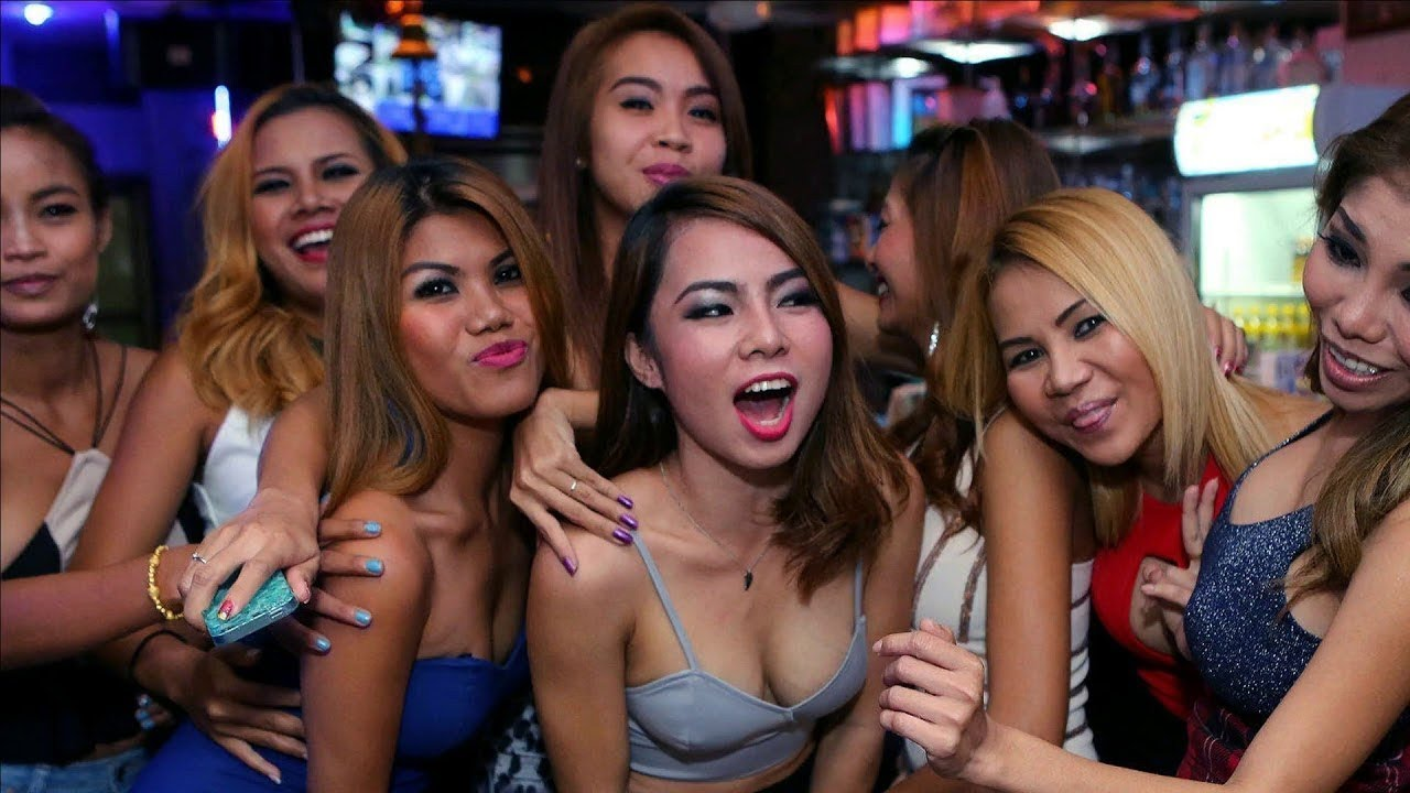 Sexy girls in bangkok