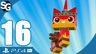 The LEGO Movie 2 Videogame Walkthrough Gameplay (No Commentary) | Master Kitty - Part 16