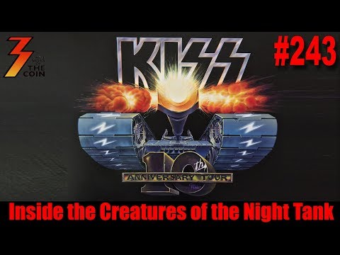 Ep. 243 Inside the Creatures of the Night Tank