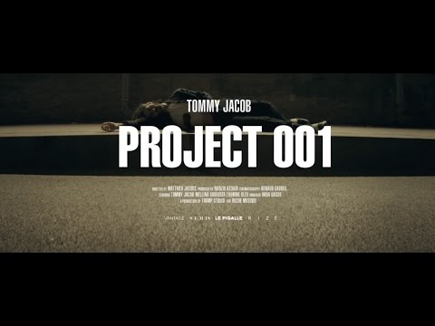 Tommy Jacob - Project 001 (Short Film)
