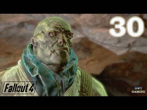 Fallout 4 - The Glowing Sea - Hunter/Hunted - Gameplay Walkthrough Part 30 No Commentary
