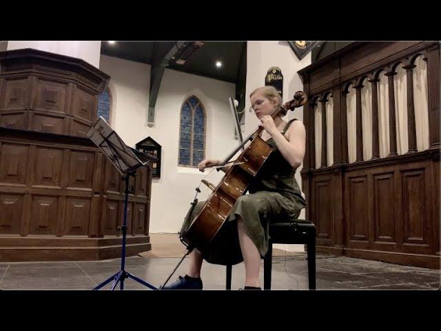 Muziek uit de Grote Kerk Beverwijk - Julia Wiemerink