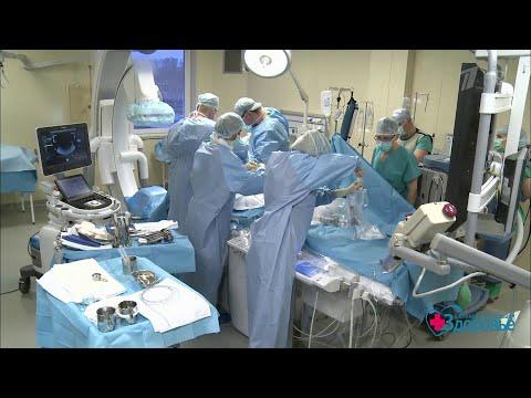 Уникальная операция по замене клапана легочной артерии. Здоровье. 17.05.2020