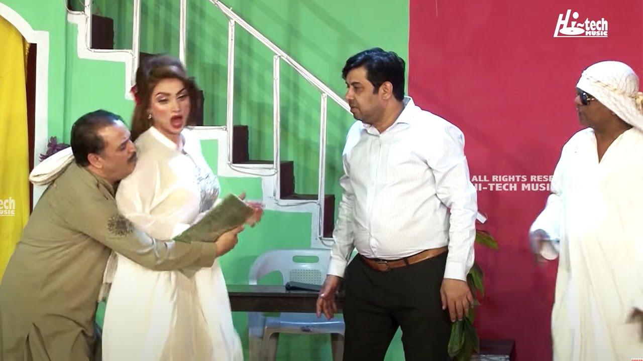 International Arbi aur Chinees Actors Best Comedy - Punjabi Comedy Clip - Hi-Tech Stage Dramas