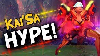 HYPE MONTAGE FOR KAI'SA PLAYERS!