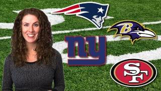 Super Bowl Conference Championship Playoffs Picks - Super Bowl XLVI