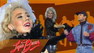 Lepa Brena & Dzej - Ljubavne igrarije - (Official Video 1991)