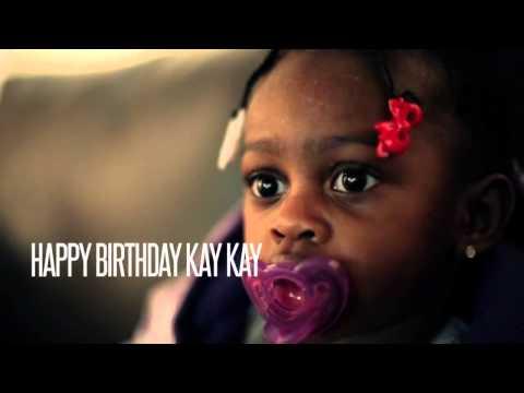 Chief Keef Celebrates Kay Kay's 1st Birthday