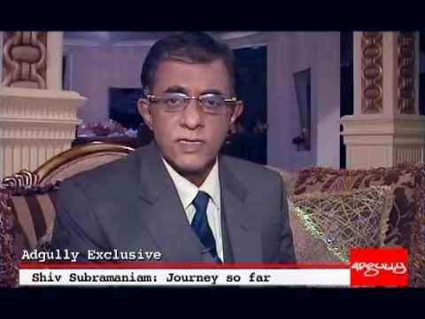 Download Adgully Exclusive   In conversation with Shiv Subramaniam (IM Virani of Mukti Bandhan) Part I