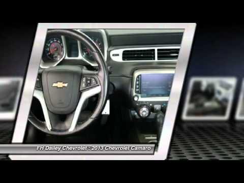 2013 Chevrolet Camaro Fh Dailey Chevrolet Bay Area San Leandro Ca 825r