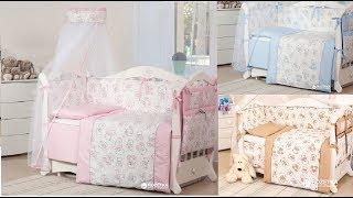 Комплект постельного белья Twins Dolce D-006 Мишки 90х120 ОБЗОР