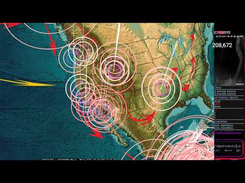 9/17/2017 -- USGS issues EARTHQUAKE FORECAST for Soda Springs Idaho -- Science moves forward