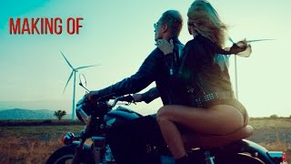 LOBODA - Твои Глаза. MAKING OF