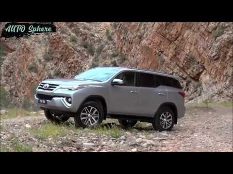 Toyota Fortuner — плюсы и минусы автомобиля