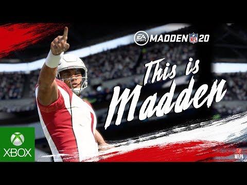 Madden NFL 20 теперь доступна по подписке EA Access
