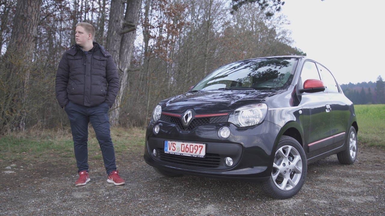 Wie schlägt sich der kleine Renault? - 2018 Renault Twingo - Review, Fahrbericht, Test