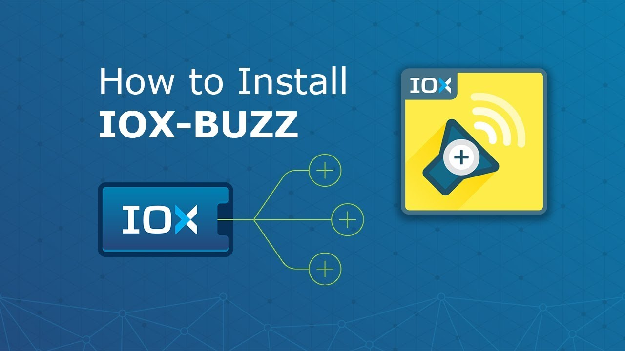 How to Install Geotab IOX BUZZ