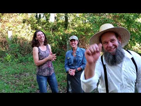 ESTER EMERY meets OFF GRID with DOUG and STACY